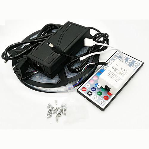 ZDM 300 светодиоды RGB Водонепроницаемый Меняет цвета AC 100-240 В V