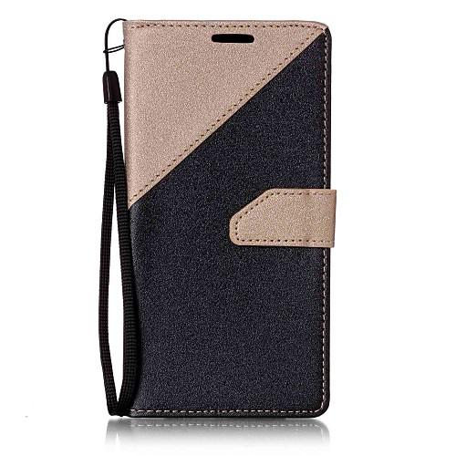 Кейс для Назначение LG LG K10 LG K7 Бумажник для карт Кошелек со стендом Флип Магнитный Чехол Однотонный Твердый Кожа PU для LG V20 LG G6 кейс для назначение lg k8 lg lg k5 lg k4 lg k10 lg k7 lg g5 lg g4 бумажник для карт кошелек со стендом флип чехол сплошной цвет твердый