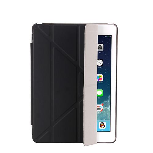 Кейс для Назначение Apple iPad Mini 4 iPad Mini 3/2/1 iPad 4/3/2 iPad Air 2 iPad Air со стендом С функцией автовывода из режима сна Флип позиционеры для сна candide позиционер с подголовником воздухопроницаемая панда air