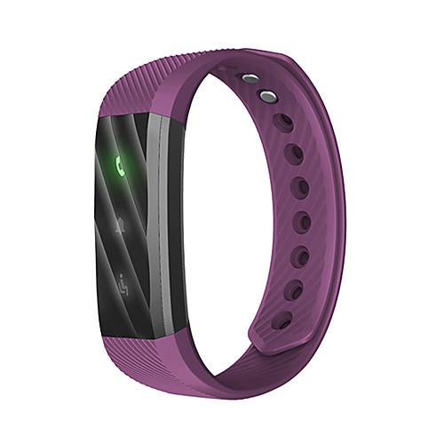 Умный браслет YYID115Lite for iOS / Android / iPhone Израсходовано калорий / GPS / Длительное время ожидания / Защита от влаги / Регистрация деятельности / Таймер / Датчик для отслеживания активности для школы нужна временная или постоянная регистрация
