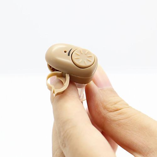 Аксон к-83 новых невидимые маленького аудифон личных лучший усилитель звука регулируемого тон слуховых acousticon