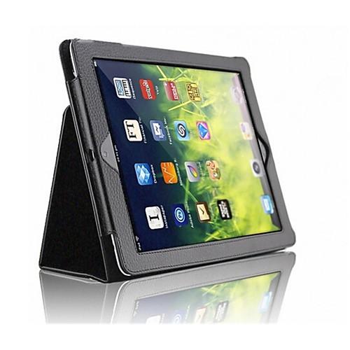 Кейс для Назначение Apple iPad Mini 4 iPad Mini 3/2/1 iPad 4/3/2 iPad Air 2 iPad Air со стендом Магнитный Чехол Сплошной цвет Твердый гибкий кабель для мобильных телефонов for apple 20pcs lot usb flex ipad 2 ipad 6 dhl ems air 2