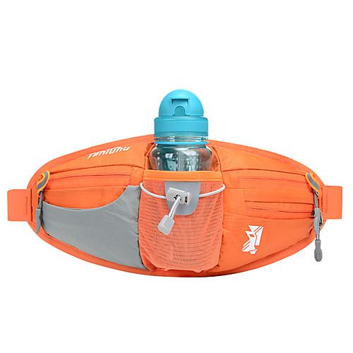 10 L Поясные сумки - Водонепроницаемость, Защита от пыли, Пригодно для носки На открытом воздухе Отдых и Туризм, Восхождение, Спорт в свободное время Оранжевый, Лиловый, Пурпурный