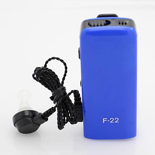 Аксон е-22 новых невидимые маленького аудифон личных лучший усилитель звука регулируемого тон слуховых acousticon