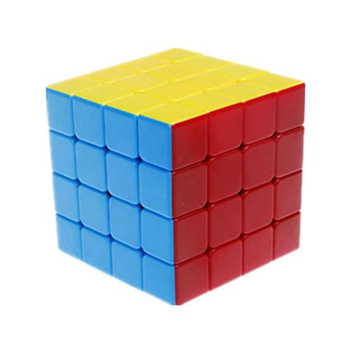 Волшебный куб IQ куб Жажда мести 444 Спидкуб Кубики-головоломки головоломка Куб Гладкий стикер Игрушки Универсальные Подарок
