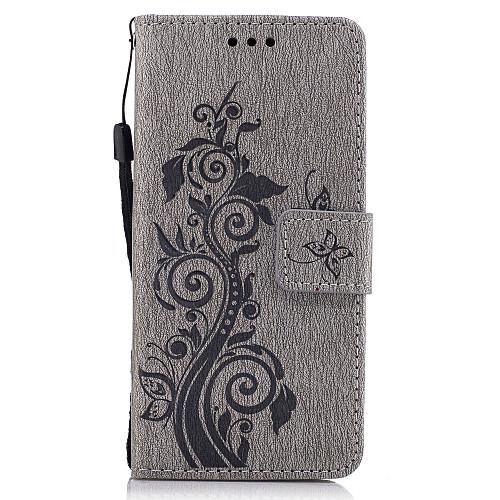 Кейс для Назначение Sony Z5 Sony Xperia Z3 Sony Sony Xperia XA Sony Xperia X Бумажник для карт Кошелек со стендом Флип С узором Рельефный sony xperia s lt26i в гродно