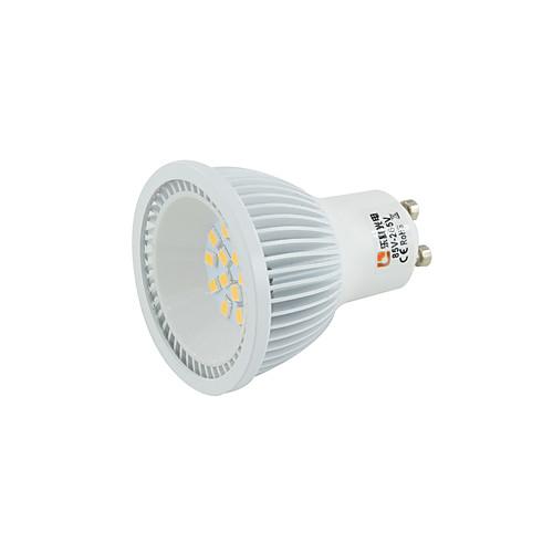 5W 330-380lm E14 GU10 GU5.3(MR16) GX5.3 E27 B22 Точечное LED освещение MR16 15 2835 Светодиодные бусины SMD 2835 Тёплый белый Холодный цена