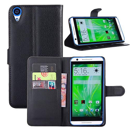 Кейс для Назначение HTC One HTC M8 HTC HTC Desire 826 HTC Desire 630 HTC M9 HTC Desire 820 Бумажник для карт Кошелек Защита от удара со