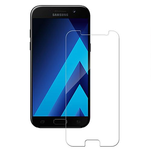 Защитная плёнка для экрана для Samsung Galaxy A5 (2017) Закаленное стекло 1 ед. Защитная пленка для экрана Уровень защиты 9H / Взрывозащищенный фото