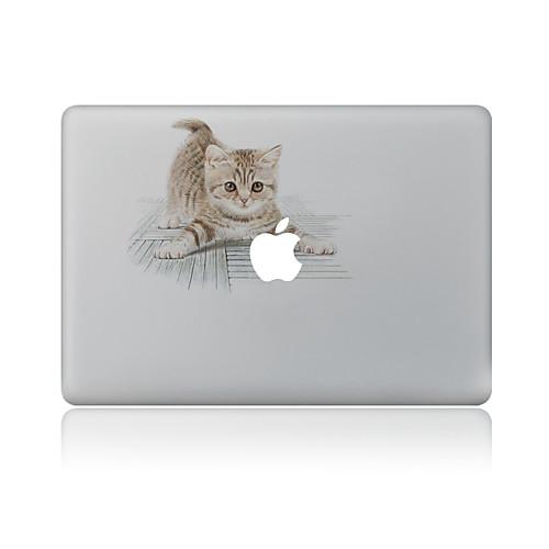 1 ед. Наклейки для Защита от царапин Кот Узор PVC MacBook Pro 15'' with Retina MacBook Pro 15 '' MacBook Pro 13'' with Retina MacBook Pro
