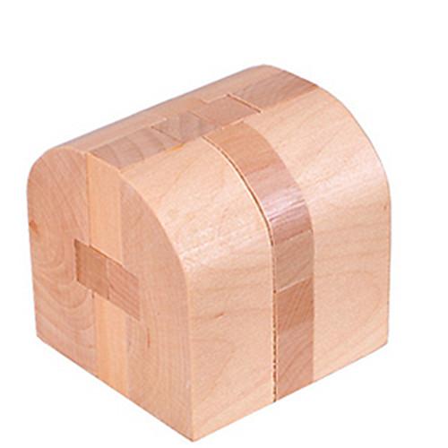 Деревянные пазлы Головоломки Головоломка Кунмина Тест IQ деревянный Универсальные Игрушки Подарок
