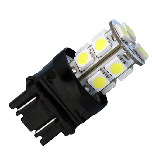 2pcs 3157 Автомобиль Лампы 4W Высокомощный LED 220lm 30 Светодиодная лампа Задний свет цена