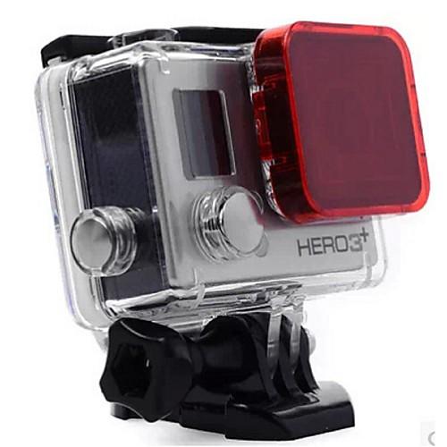Аксессуары Погружение фильтр Высокое качество Для Экшн камера Gopro 4 Gopro 3 Спорт DV Дайвинг