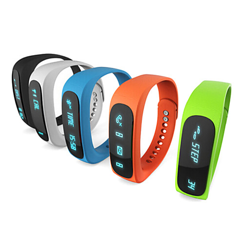 E02 Смарт часы с функциями будильник / шагомер/ мониторинг сна, для IOS монитор Android <br>