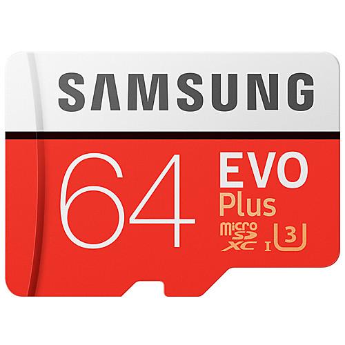 SAMSUNG 64 Гб Карточка TF Micro SD карты карта памяти UHS-I U3 фото