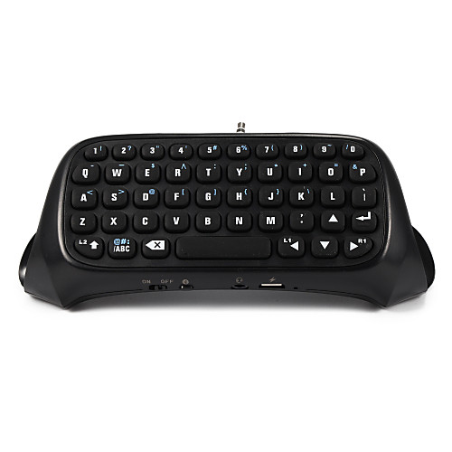 DOBE TP4-008 Клавиатура Назначение PS4 / PS4 Тонкий , Клавиатура ABS 1 pcs Ед. изм