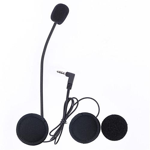 Vnetphone штекер 3,5 мм разъем v6 интерком v4 гарнитура аксессуары наушники стерео костюм для v6 интерком v4 шлем аксессуары для