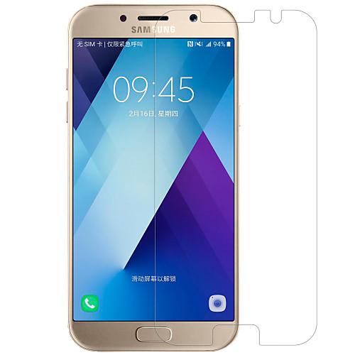 Защитная плёнка для экрана Samsung Galaxy для A5 (2017) PET 1 ед. Защитная пленка для экрана Ультратонкий Зеркальная поверхность HD пленка защитная зеркальная vertex для samsung galaxy s4