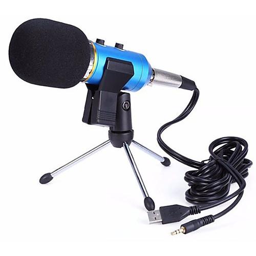 3,5 мм Микрофон Проводной Конденсаторный микрофон Ручной микрофон Назначение Компьютерный микрофон фото