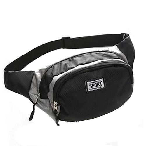 10 L Поясные сумки - Водонепроницаемость, Пригодно для носки, Дышащий На открытом воздухе Бег Оксфорд Черный, Желтый, Армейский зеленый