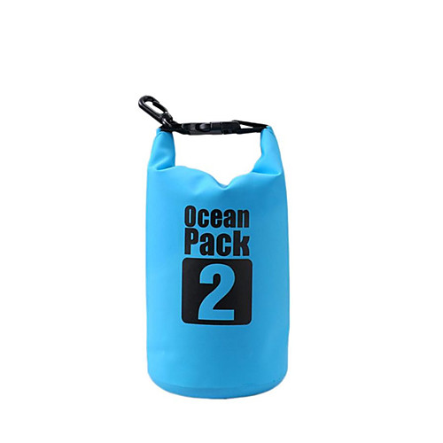 2L Водонепроницаемый сухой мешок Легкие, Плавающий, Водонепроницаемость для Серфинг / Дайвинг / Плавание