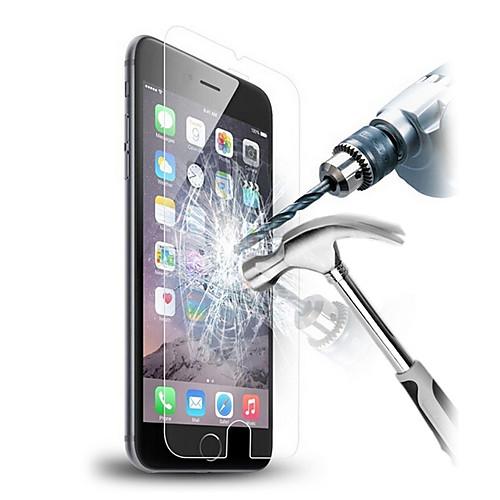 Защитная плёнка для экрана для Apple iPhone SE / 5s / iPhone 5 Закаленное стекло 1 ед. Защитная пленка для экрана HD / Уровень защиты 9H protect защитная пленка для apple iphone 5 5s 5c матовая