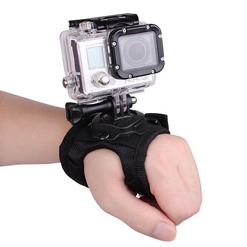 Аксессуары Повязка на запястье Высокое качество Удобный Для Экшн камера Спорт DV холст
