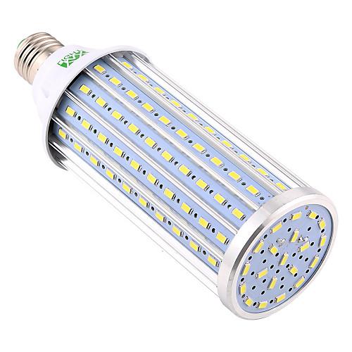 YWXLIGHT 1шт 60W 5850-5950lm E26 / E27 LED лампы типа Корн 160 Светодиодные бусины SMD 5730 Декоративная Тёплый белый Холодный белый цена