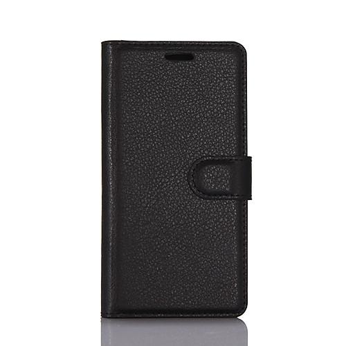 Кейс для Назначение LG K8 LG LG K5 LG K4 LG K10 LG K7 LG G5 LG G4 Бумажник для карт Кошелек со стендом Флип Чехол Сплошной цвет Твердый lg lg 373904