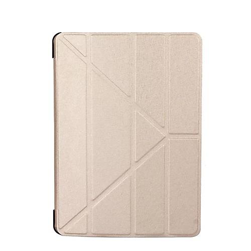 Кейс для Назначение Apple iPad Apple iPad Mini 4 iPad Mini 3/2/1 iPad 4/3/2 iPad Air 2 iPad Air со стендом С функцией автовывода из защитное стекло deppa для apple ipad air air 2 pro 9 7 0 4 мм прозрачное