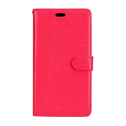 Кейс для Назначение LG G2 LG G3 LG K8 LG LG K10 LG K7 LG G5 LG G4 Бумажник для карт Кошелек со стендом Флип Магнитный Чехол Твердый для