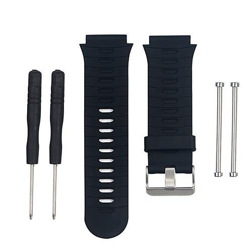 Купить со скидкой Ремешок для часов для Forerunner 920XT Garmin Спортивный ремешок силиконовый Повязка на запястье