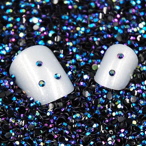 2000 pcs Украшения для ногтей Мода Повседневные Дизайн ногтей