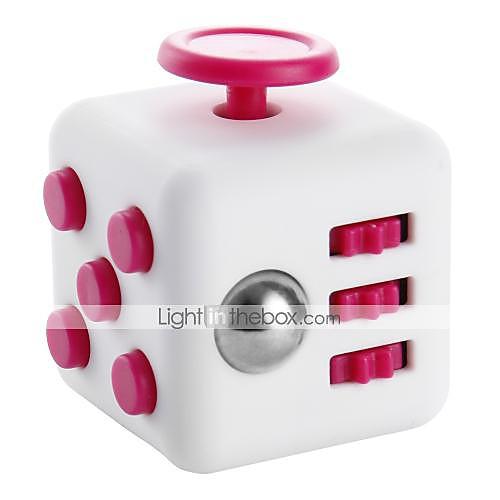 Настольная игрушка от стресса Кубик от стресса Сбрасывает СДВГ, СДВГ, Беспокойство, Аутизм Товары для офиса Фокусная игрушка Стресс и