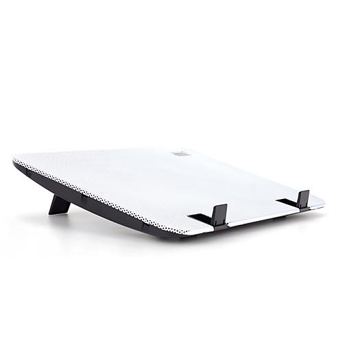 Устойчивый стенд для ноутбука Macbook Ноутбук Другое для ноутбука Подставка с охлаждающим вентилятором ABS Macbook Ноутбук Другое для