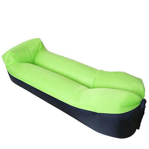 Надувной диван / Надувной матрас / Надувной стул На открытом воздухе Походы Компактность, Быстрый надувной, Водонепроницаемость -
