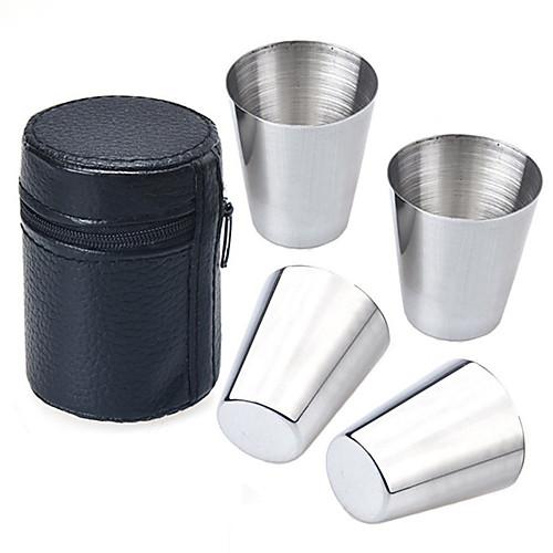 Искусственная кожа Нержавеющая сталь Каждодневные чашки / стаканы Необычные чашки / стаканы Чайные чашки Кофейные чашки Чашки для