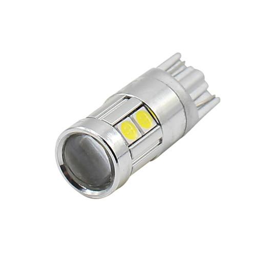 SO.K 4шт T10 Автомобиль Лампы 3W SMD 5050 200lm Светодиодная лампа Лампа поворотного сигнала For Универсальный цена