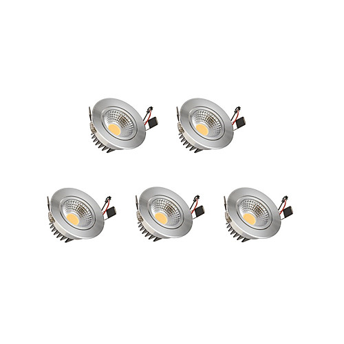 Купить со скидкой 9 W 1 Светодиодные бусины Диммируемая LED даунлайт Тёплый белый Холодный белый 85-265 V Гостиная / с