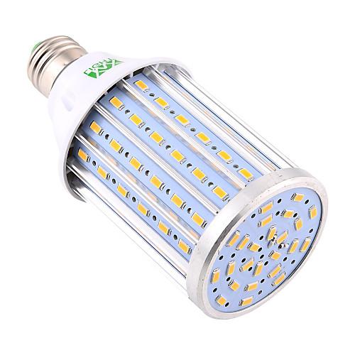 YWXLIGHT 1шт 35W 3350-3450lm E26 / E27 LED лампы типа Корн 108 Светодиодные бусины SMD 5730 Декоративная Тёплый белый Холодный белый цена