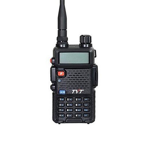 TYT TH-UVF8 Радиотелефон Для ношения в руке Двойной диапазон Двойной дисплей Двойной режим ожидания Тональный / DTMF режимы LCD FM-радио радиотелефон