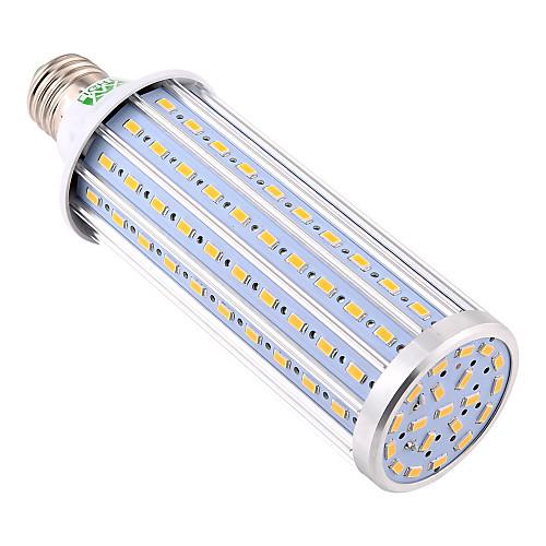 YWXLIGHT 40W 3800-4000lm E26 / E27 LED лампы типа Корн 140 Светодиодные бусины SMD 5730 Декоративная Тёплый белый Холодный белый