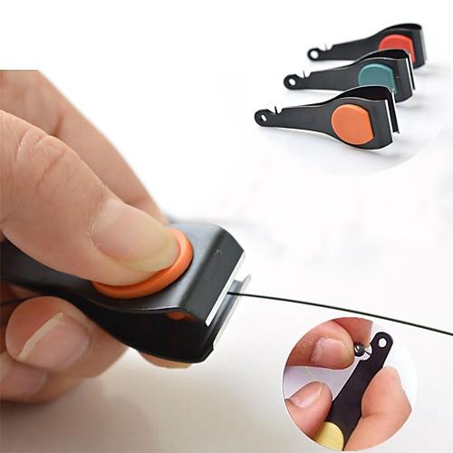 Рыбалка Инструменты Ножи и ножницы для лески Ножницы Прост в применении Нержавеющая сталь пластик Обычная рыбалка