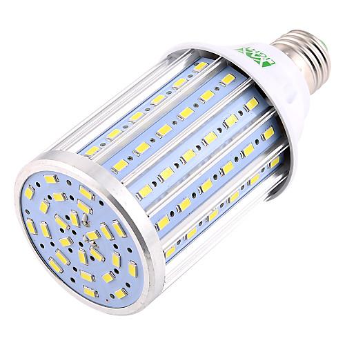 YWXLIGHT 1шт 35W 3400-3500lm E26 / E27 LED лампы типа Корн T 108 Светодиодные бусины SMD 5730 Декоративная Светодиодная лампа Холодный