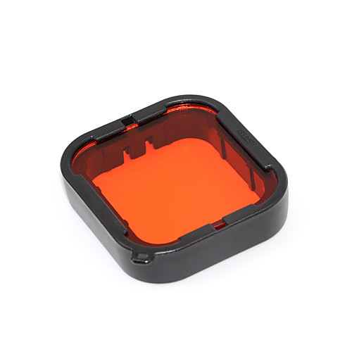 Погружение фильтр На открытом воздухе Для Экшн камера Gopro 5 Дайвинг Серфинг Пластик