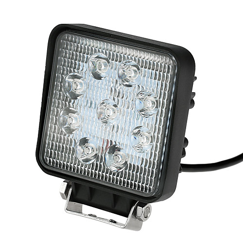 Автомобиль Лампы 27W 2025lm Рабочее освещение лампы освещение
