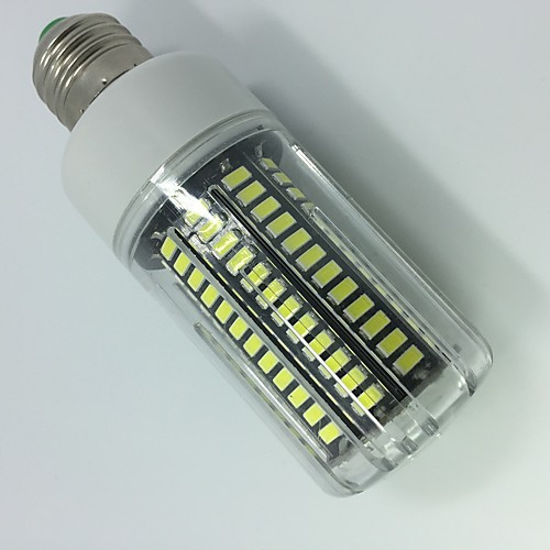 15W 1300lm E27 LED лампы типа Корн T 138 Светодиодные бусины SMD 5733 Диммируемая Декоративная Тёплый белый Белый 220-240V