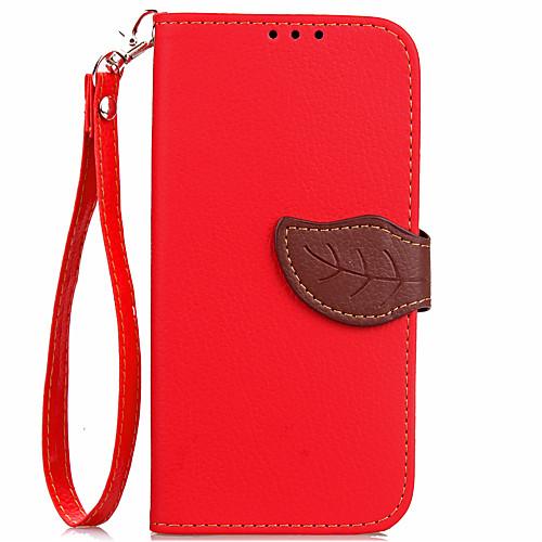 Кейс для Назначение Xiaomi Бумажник для карт Кошелек со стендом Флип Чехол Сплошной цвет Твердый Кожа PU для Xiaomi Mi Max 2 Xiaomi Mi 6
