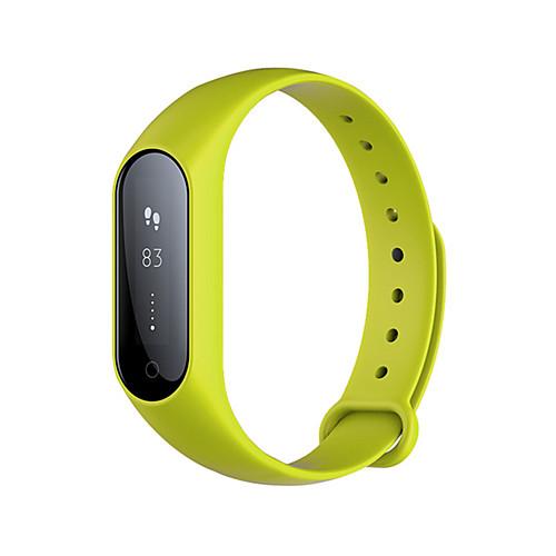 Умный браслет HHY2 for iOS / Android Сенсорный экран / Пульсомер / Защита от влаги Датчик для отслеживания сна / будильник / Напоминание