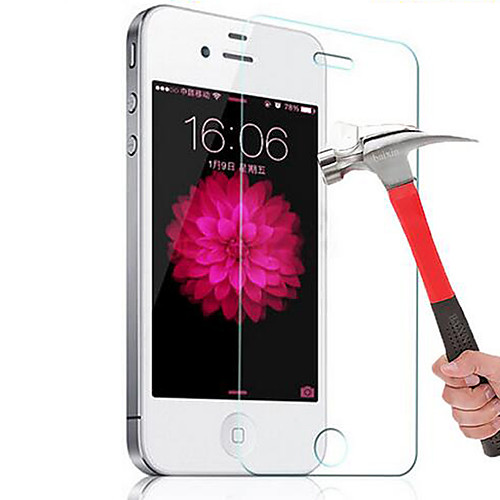 Защитная плёнка для экрана Apple для iPhone SE/5s iPhone 5c iPhone 5 Закаленное стекло 1 ед. Защитная пленка для экрана 2.5D закругленные protect защитная пленка для apple iphone 5 5s 5c матовая